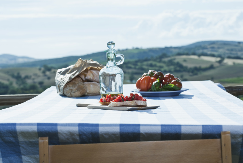 Essen mit schöner Aussicht - Bianco Berlin – Food & Wine Made in Italy