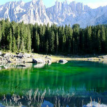 Wald Berge und See - Bianco Berlin – Food & Wine Made in Italy