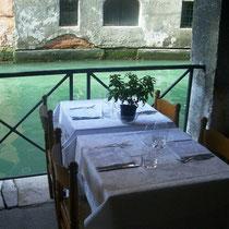 Essen an Kanal - Bianco Berlin – Food & Wine Made in Italy